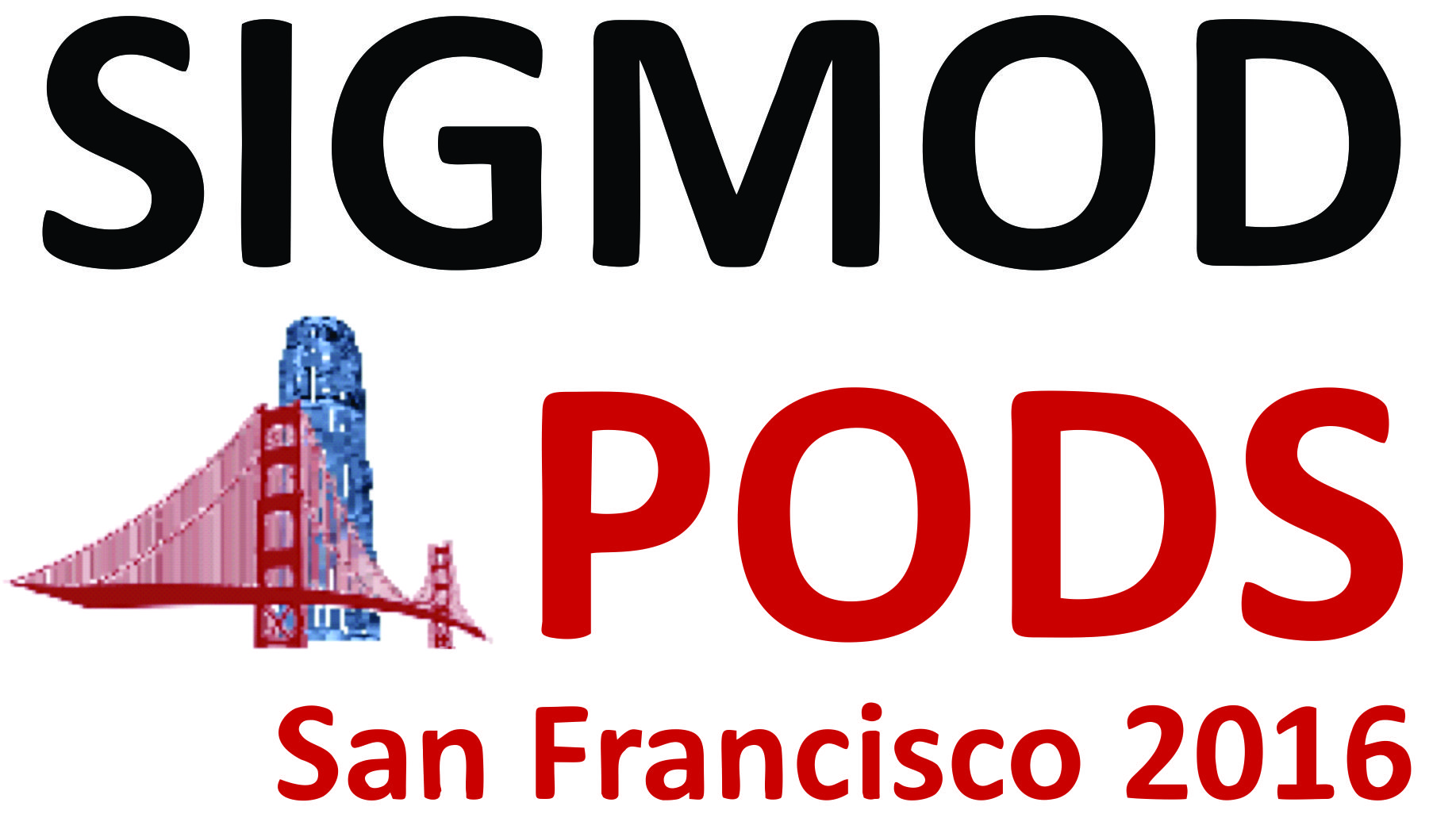 The 2016 ACM SIGMOD/PODS Conference: San Francisco, USA